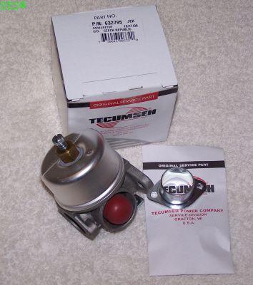 Tecumseh Carburetor Part No.  632795A FKA 632681 FKA 632098