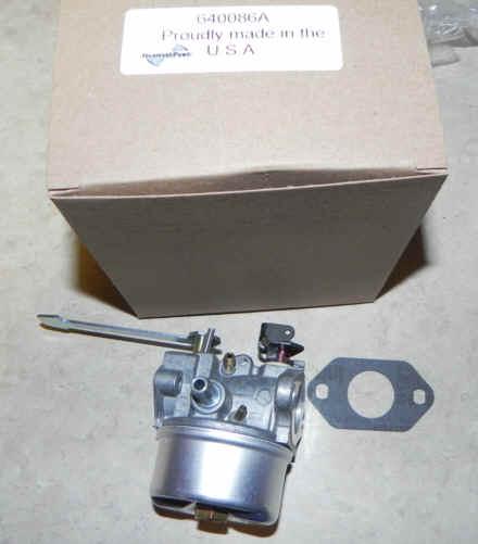 Tecumseh Carburetor Part No.  640086 AKA 640086A