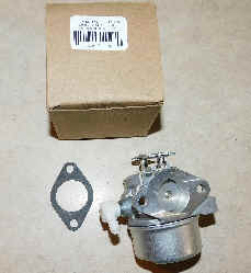 Tecumseh Carburetor Part No.  640126