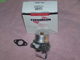 Tecumseh Carburetor Part No.  640130