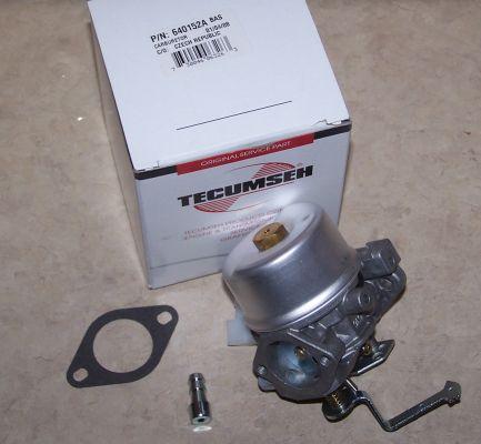 Tecumseh Carburetor Part No.  640152 AKA 640152A