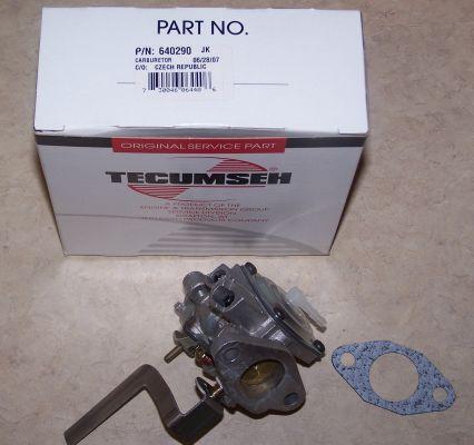Tecumseh Carburetor Part No.  640290
