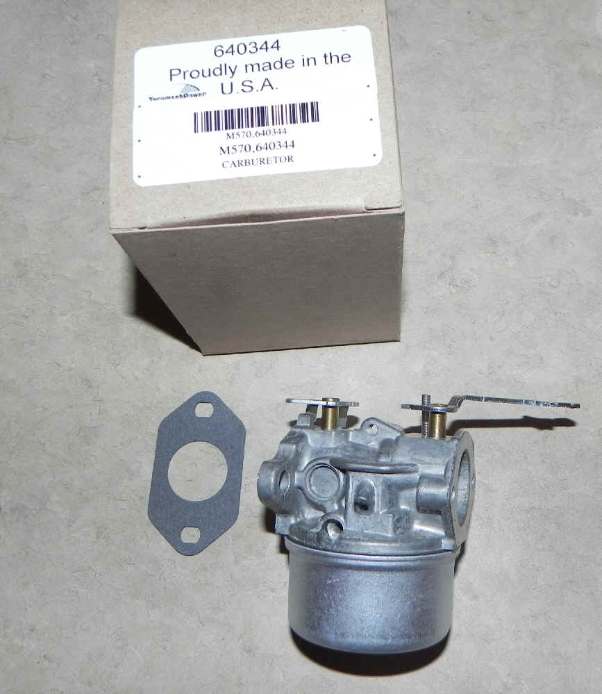 Tecumseh Ohv Engine Diagram Exploded Carburetors For Small Engines Carburetor Part No 640344
