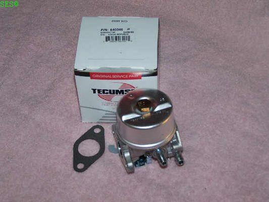 Tecumseh Carburetor Part No  640346