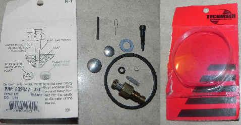 Tecumseh Carburetor Kit 632347