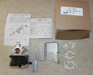 Tecumseh Carburetor Part No.  640158 AKA 640158A