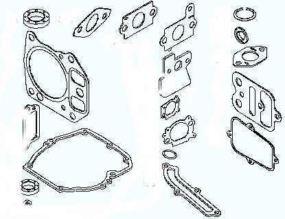 Tecumseh Gasket Set - Part No. 36206A