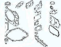 Tecumseh Gasket Set - Part No. 35855