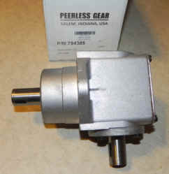 Right Angle Drive - Part No. 794385