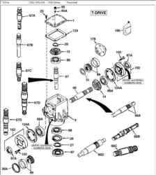 Head Assembly T - Part No. 794683