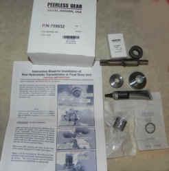 Tecumseh LTH Repair Kit 799032