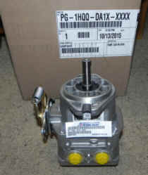 Hydro-Gear Part Number PG-1HQQ-DA1X-XXXX