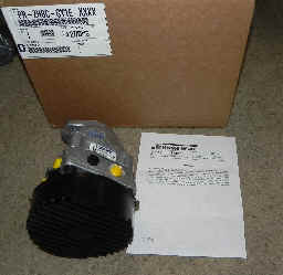 Hydro-Gear Part Number PR-2HBC-GY1E-XXXX