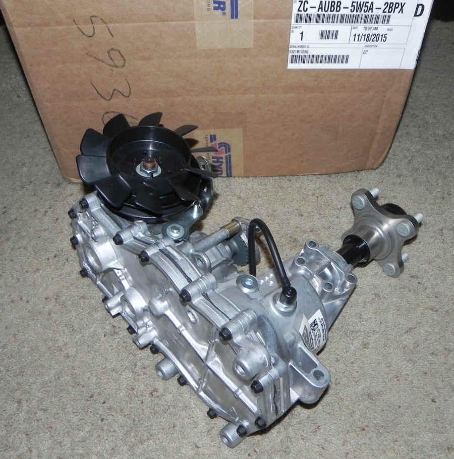 Hydro-Gear Part Number ZC-AUBB-5W5A-2BPX