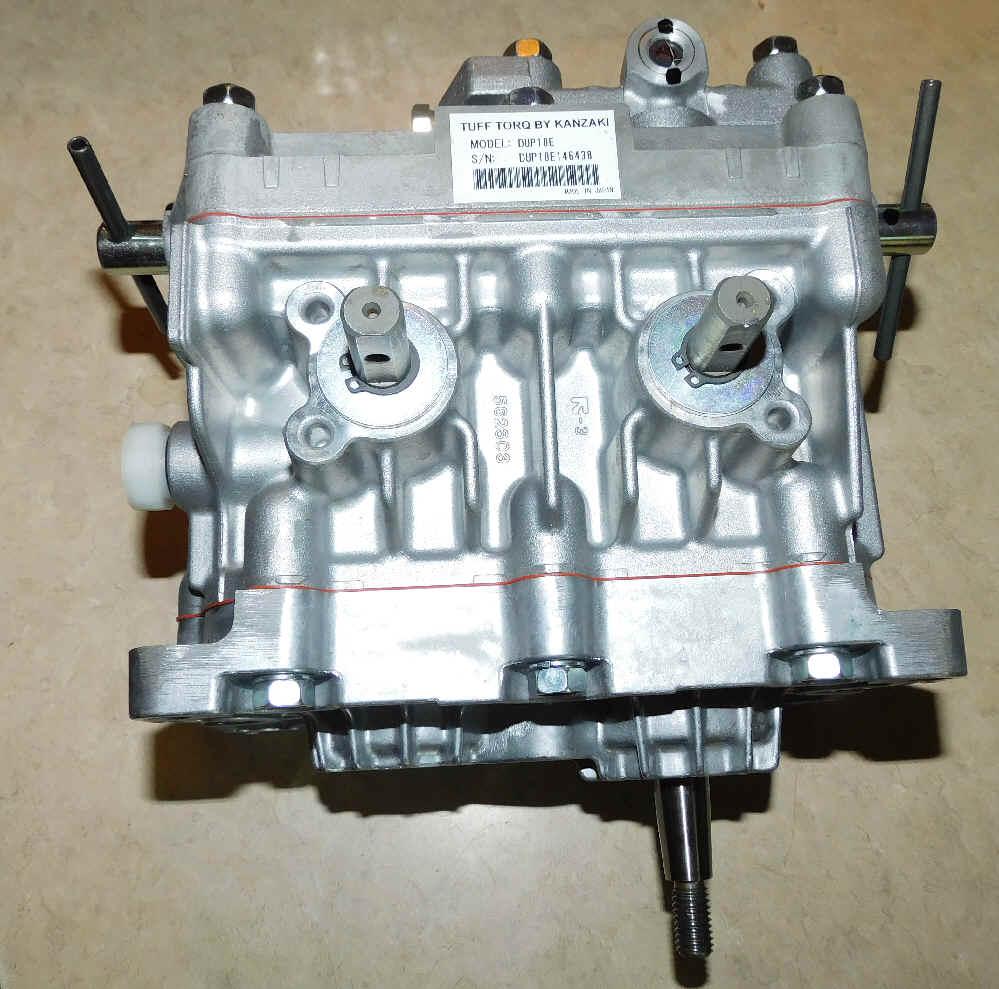 Tuff Torque Hydraulic Pump DUP10E