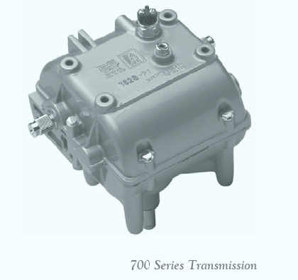 Transmission - Part No. 794515